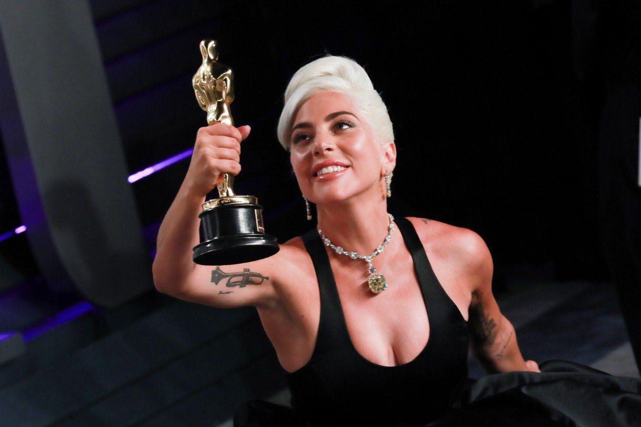 Lady Gaga, Cantante y Actriz