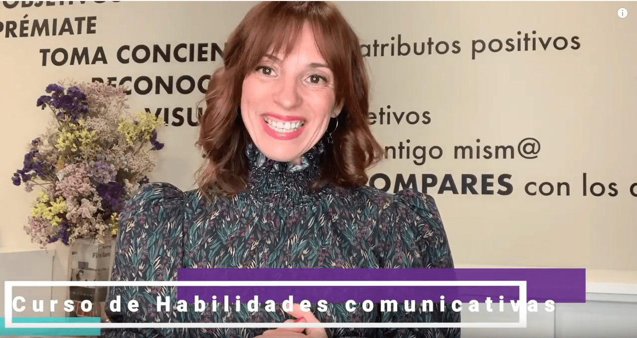 curso de habilidades comunicativas Video presentacion