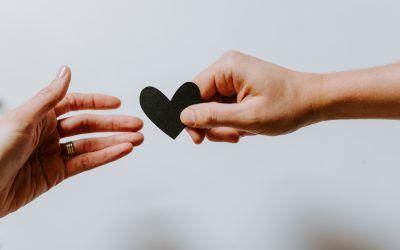 Dar tu corazón